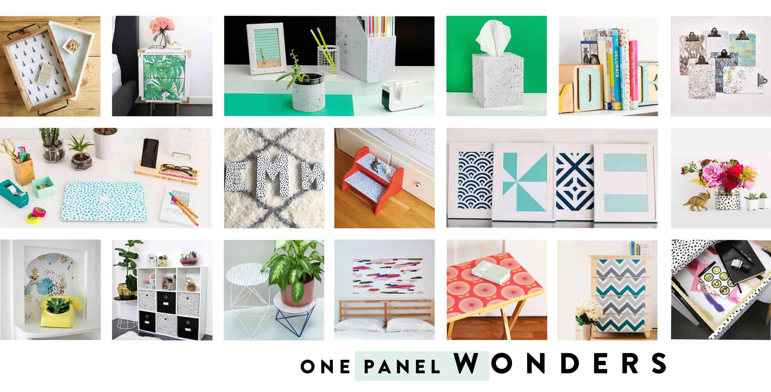 Chasing Paper Blog 18 One Panel Project Ideas